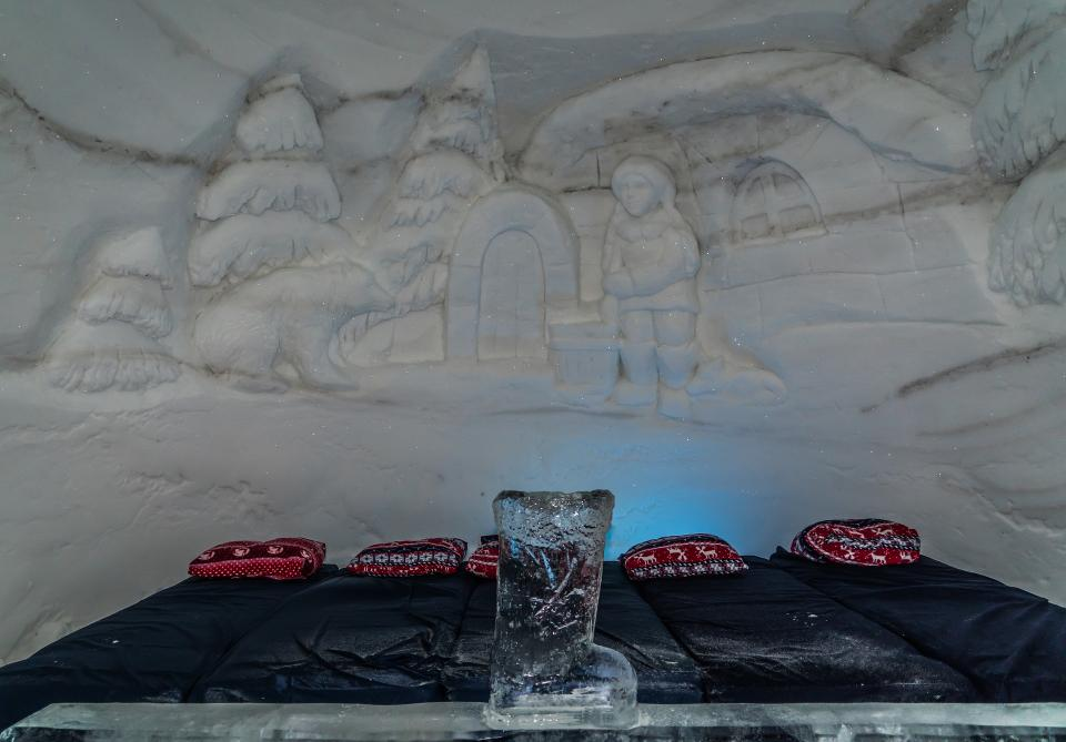 ледени хотели