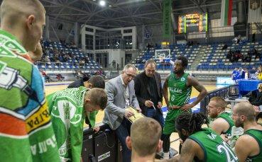 БК Балкан иска прекратяване на първенството