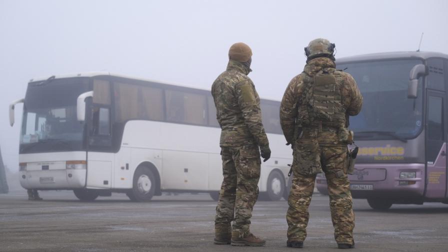 Започна размяна на затворници между ДНР, ЛНР и Украйна