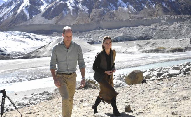 Как принц Уилям и Кейт искат да спасят Земята