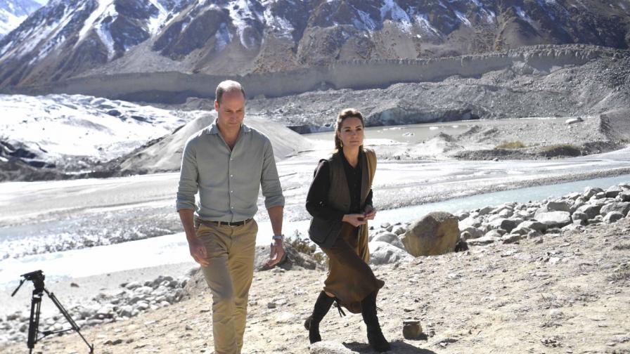 <p>Как принц&nbsp;<strong>Уилям и Кейт</strong> искат да <strong>спасят </strong>Земята</p>