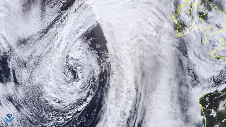 Рекордно топло в Норвегия, идва ли нова ледена епоха