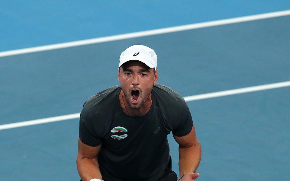 Димитър Кузманов се изкачи на 417-о място в световната ранглиста