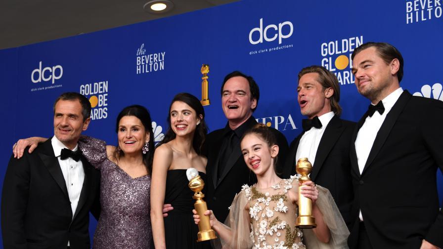 """Златен глобус"": Ето кои са големите победители"