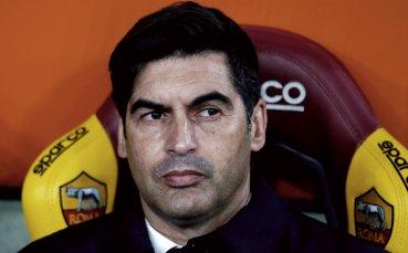 Треньорът на Рома: В отбора няма никакви проблеми