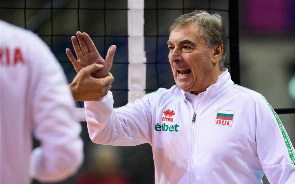Силвано Пранди привлече още един българин в Шомон