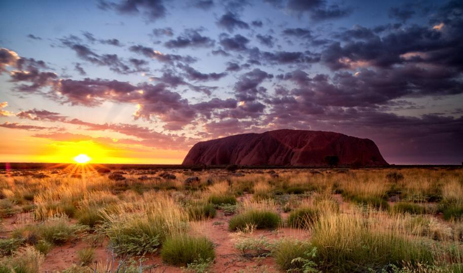 <p>Улуру, Австралия</p>