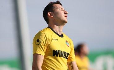 Тодор Неделев напуска Ботев Пд - решението на играча е окончателно