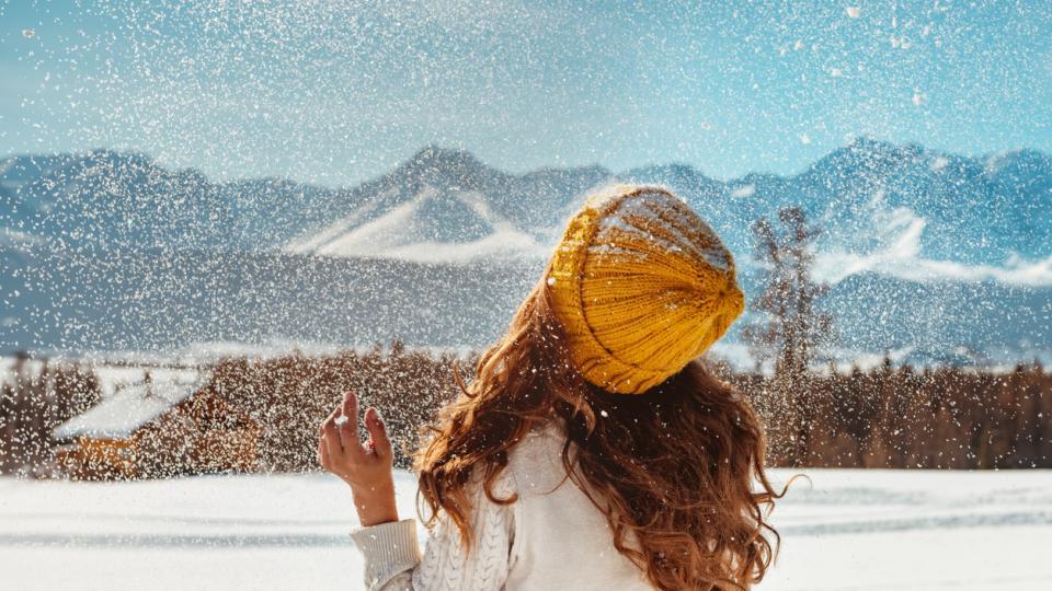 дневен зима