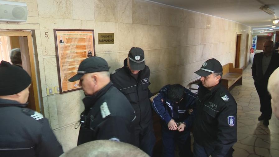 Отложиха делото за убийството на Кристин от Сотиря