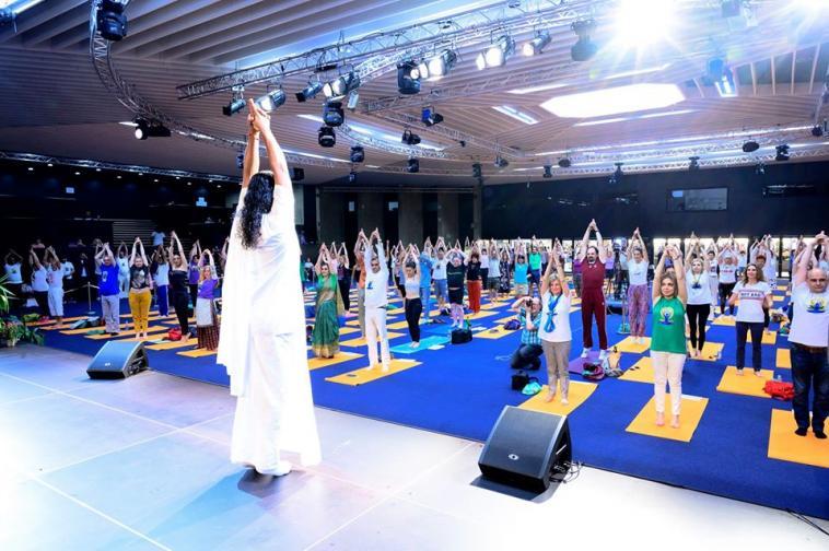 медитация Шри Шри Рави Шанкар