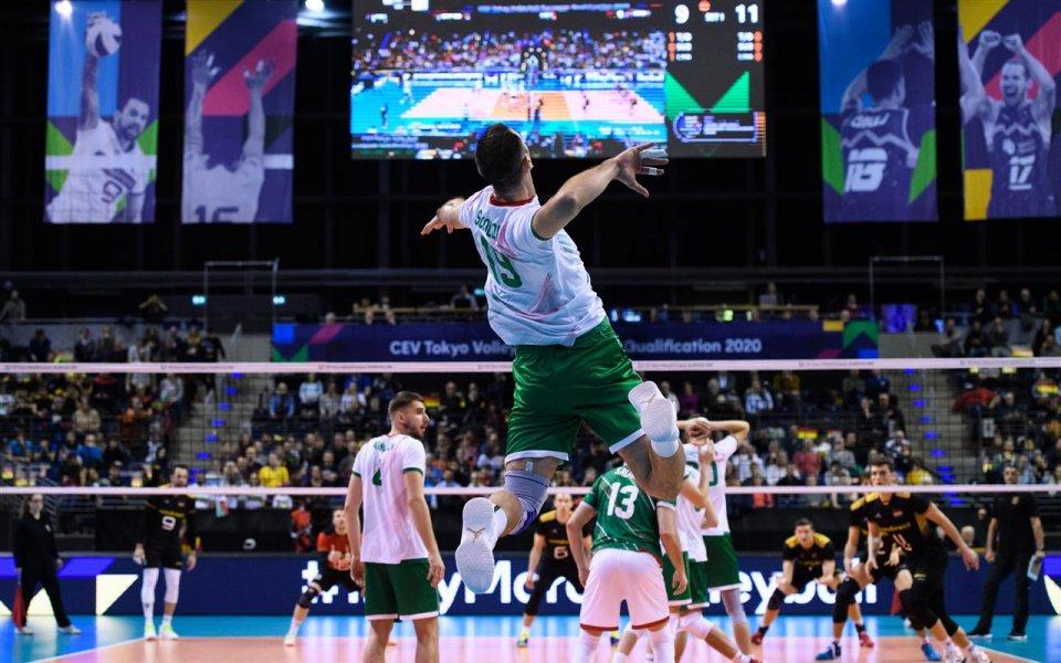 България на 14-о място в световния волейбол