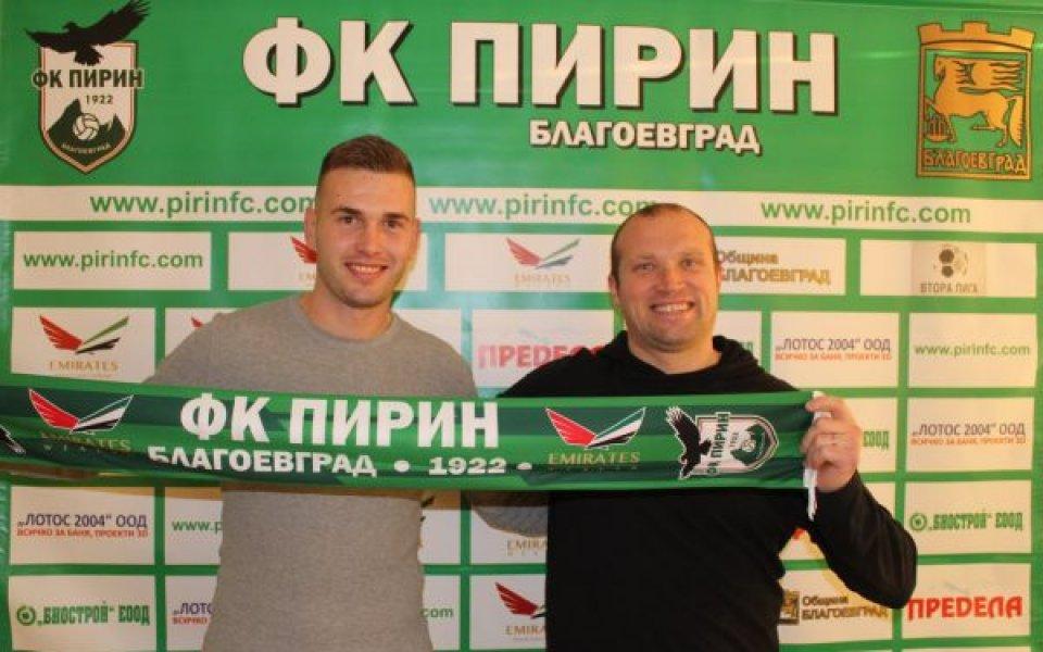 Травма на Димитър Алексиев не е толкова сериозна
