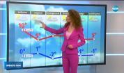 Прогноза за времето (11.01.2020 - обедна емисия)