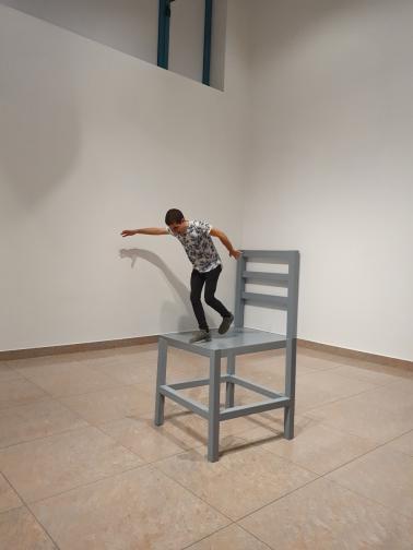 Вдъхновените Музей на илюзиите