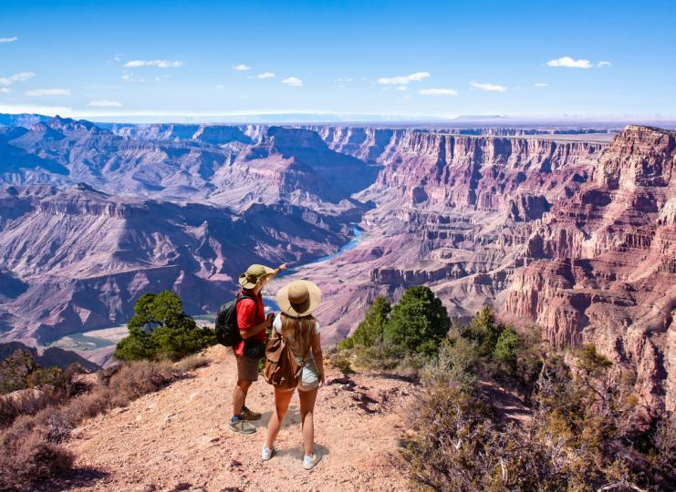 <p><strong>Големият каньон, САЩ</strong></p>  <p>Той е обявен за един от 11-те най-застрашени исторически обекта в САЩ от Националния тръст за опазване на историята поради амортизация от мащабния туризъм.</p>