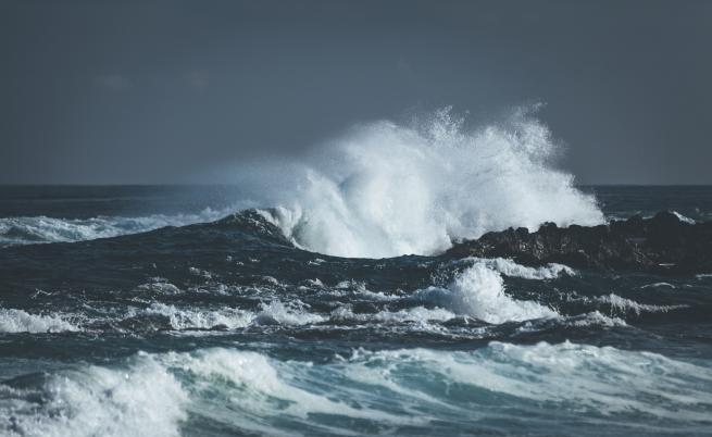 Климатична катастрофа: Температурата на океаните е рекордно висока