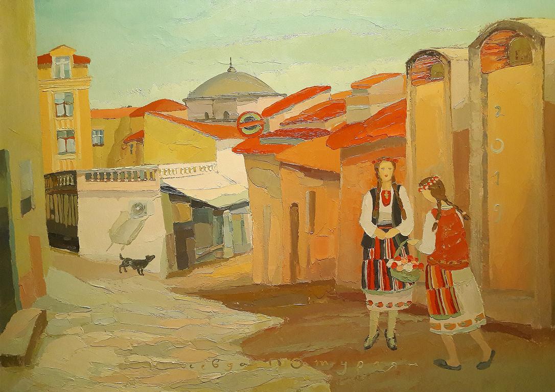 <p>Лазарки в Охрид</p>