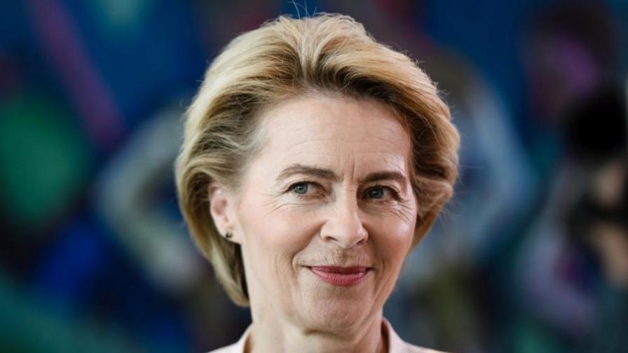 Урсула фон дер Лайен напусна заседанието на ЕС