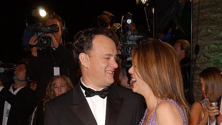 32 години любов: най-милите моменти на Том Ханкс и Рита Уилсън