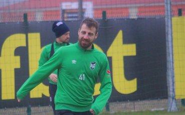 Бодуров: Сърцето избра Пирин - иска Купата с отбора