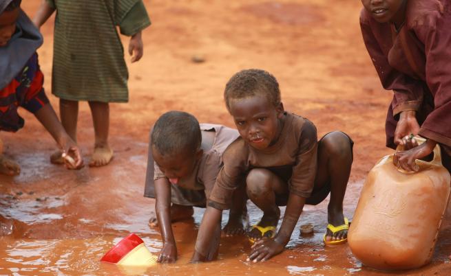 45 млн. души в Южна Африка умират от глад