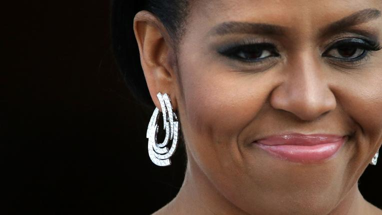 Вдъхновяващите изказвания на Мишел Обама