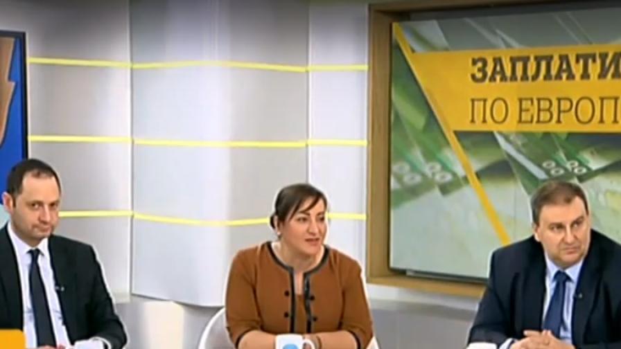 Ще има ли минимална европейска работна заплата - български евродепутати