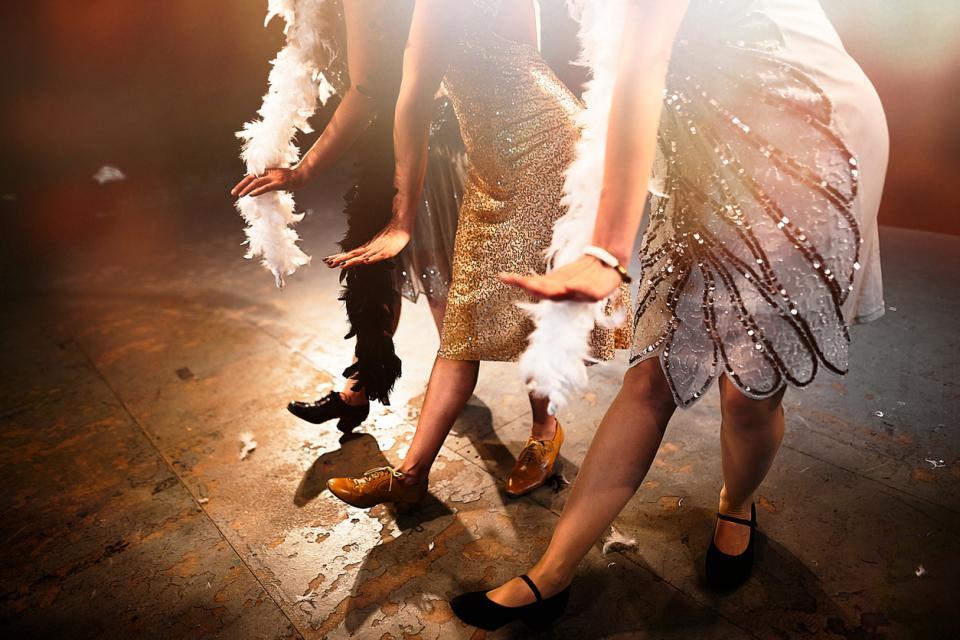 суинг танци парти