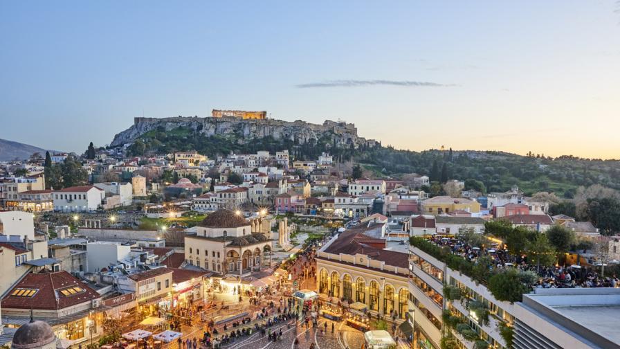 Първата джамия в Атина отвори врати
