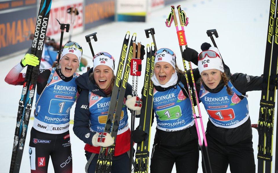 Норвегия триумфира в Руполдинг, провал за българките