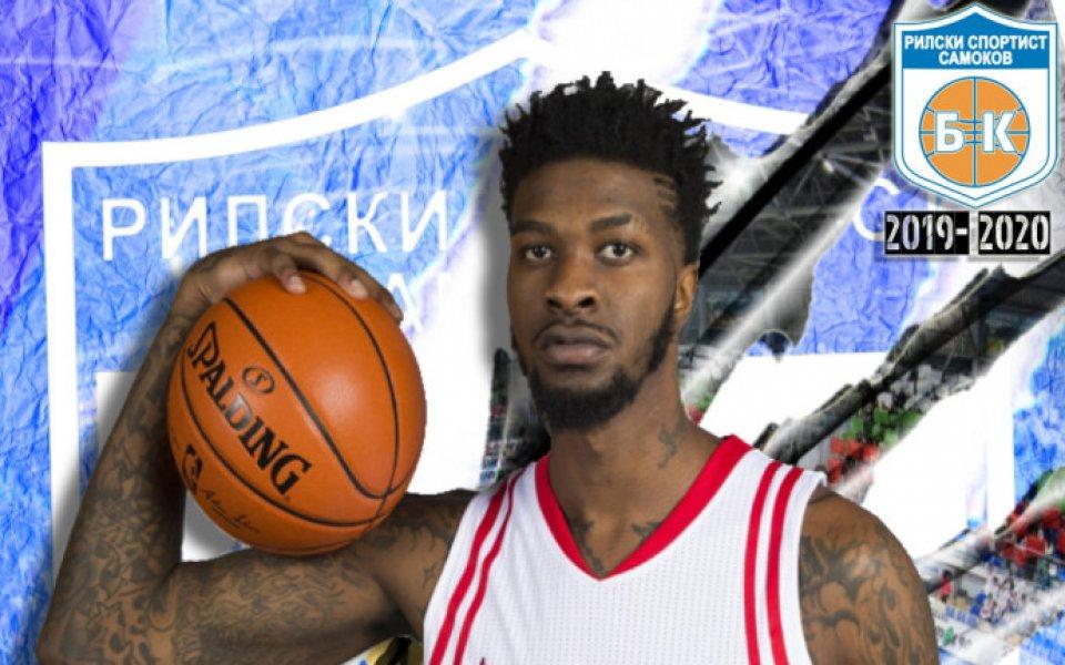 Баскетболният Рилски спортист се похвали с ново попълнение в редиците
