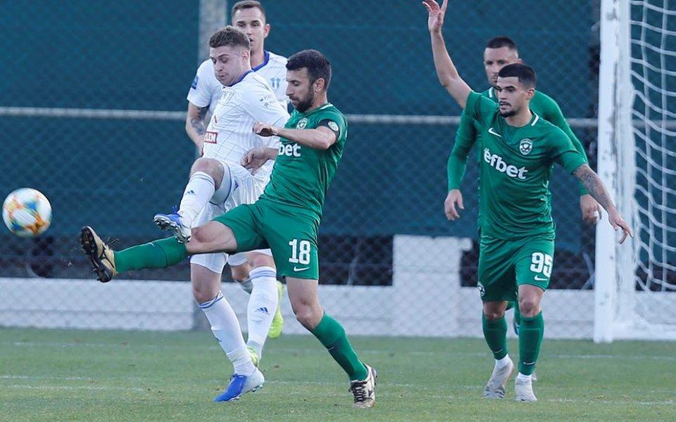 Капитанът на Лудогорец Светослав Дяков коментира новия треньор на отбора