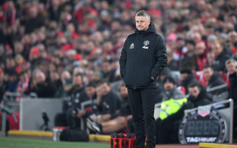 Старши треньорът на Манчестър Юнайтед Оле Гунар Солскяер не остана