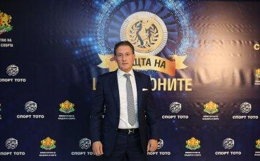 Домусчиев определи приоритетите си и сподели какво го кара да налива милиони в спорта