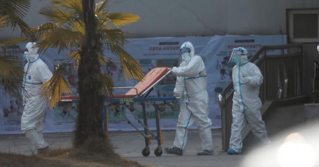 Свят Мистериозният вирус в Китай се предава от човек на