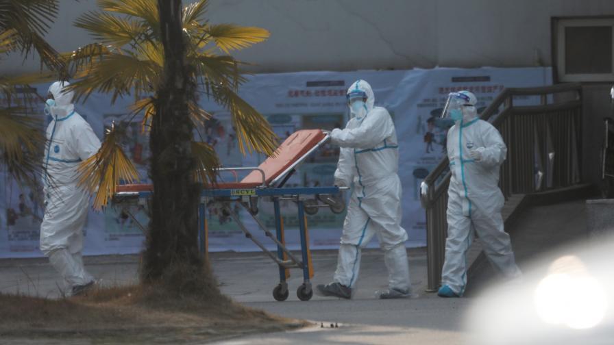 <p>Заплаха: новият вирус може да мутира, първи случай в САЩ</p>