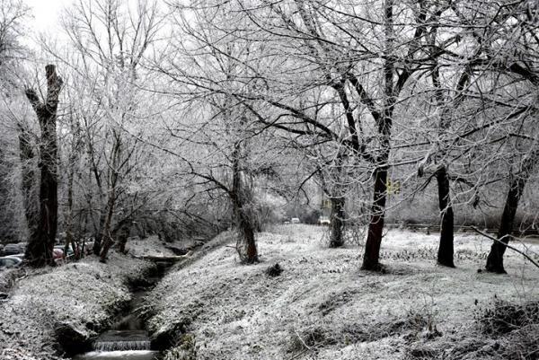 Зима в Плевен