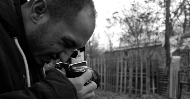 Вдъхновени истории Младият сирийски режисьор, който започна нов живот в