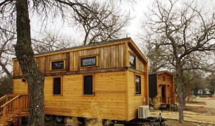 Ще повярвате ли, че в тези малки къщи може да се живее