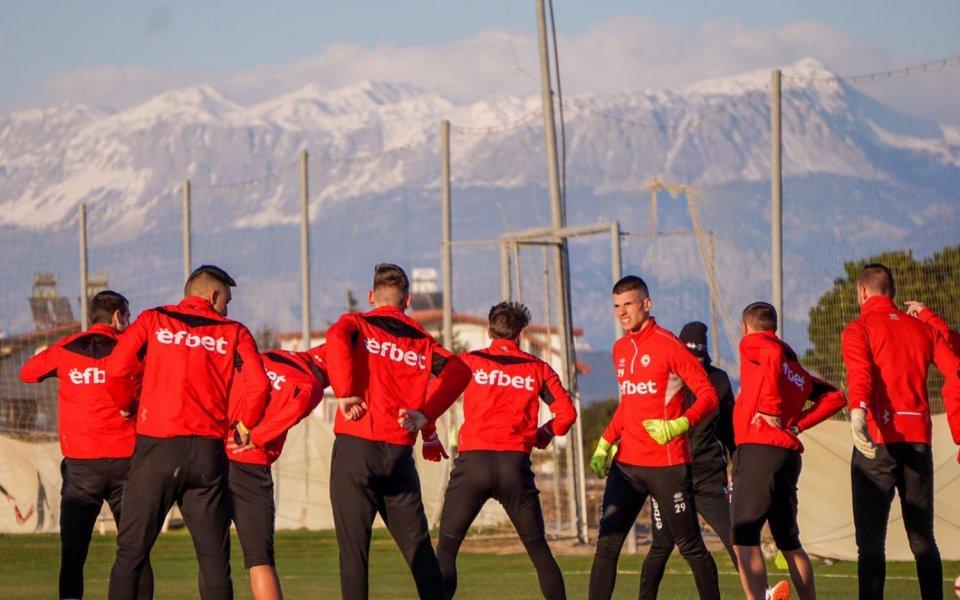 Новият треньор в ЦСКА 1948: Нека се дава път на български момчета