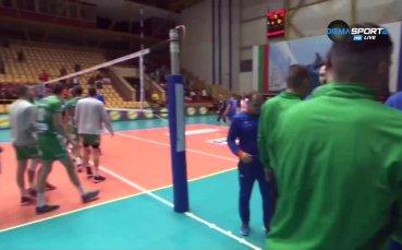 Обзор на Купата на България по Волейбол