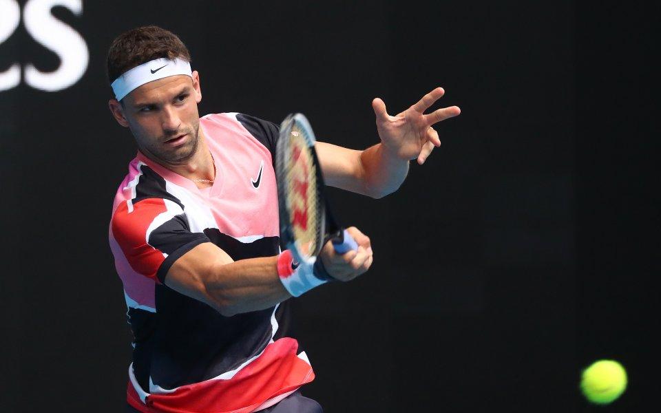 Най-добрият български тенисист – Григор Димитров, продължава похода си в