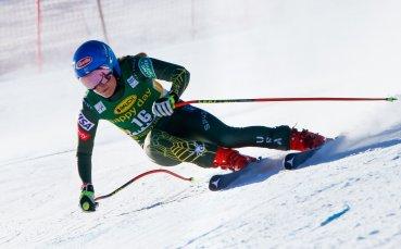 Микаела Шифрин спечели спускането от Световната купа в Банско
