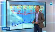 Прогноза за времето (24.01.2020 - централна емисия)