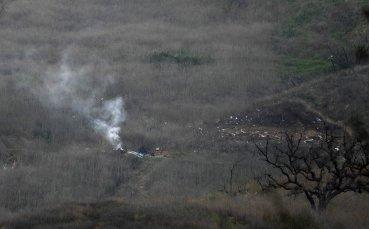 Разкриха последната реплика към хеликоптера на Коби