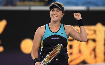Павлюченкова елиминира Кербер и стана последната четвъртфиналистка в Австралия