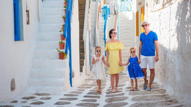 Златните правила на родителите от Гърция