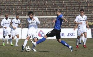 Тасевски с тежка травма, Венци: Касапи го контузиха