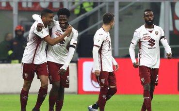 Торино обяви, че отборът е чист от COVID-19